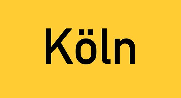 Niemieckie litery – Ö